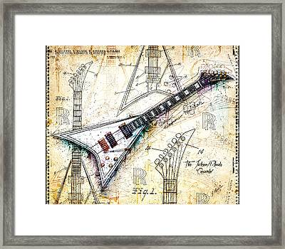 The Concorde Framed Print