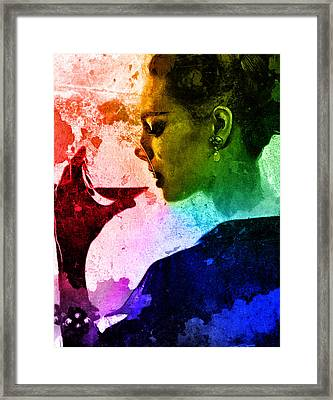 The Connoisseur Framed Print by The DigArtisT