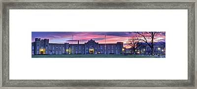 The Corps Forms For Breakfast Framed Print