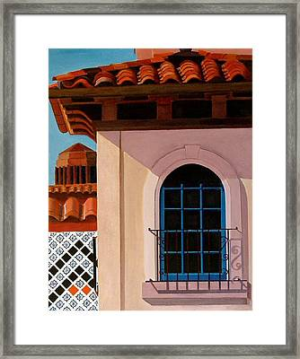 The Country Club Plaza - Kansas City Framed Print by JoeRay Kelley
