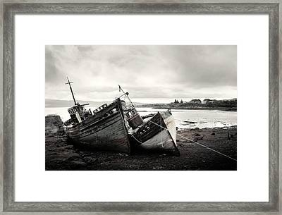 The Cove Framed Print by Warren Home Decor