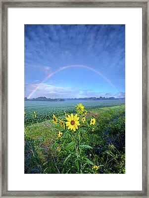 The Covenant Framed Print