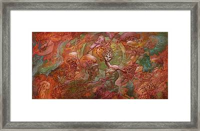 The Covenant Reticulate  Framed Print by Ethan Harris