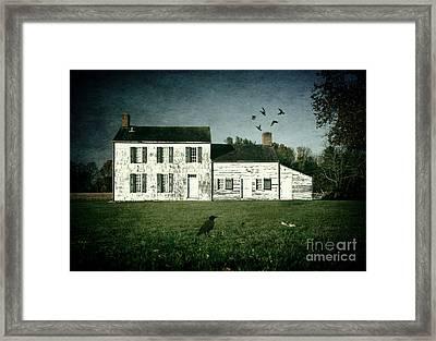 The Craig House II Framed Print