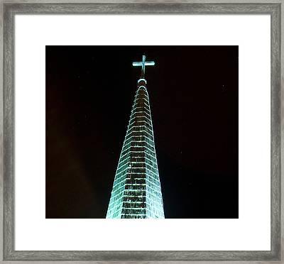 The Cross 2 Framed Print