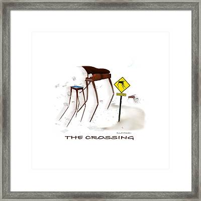 The Crossing Se Framed Print