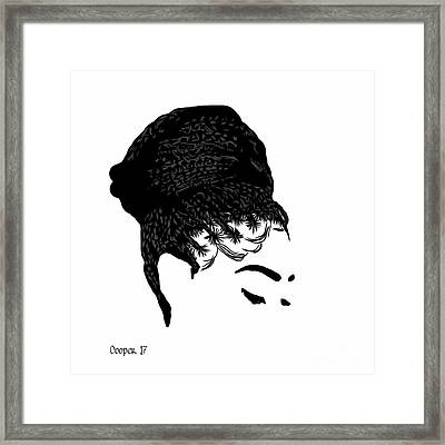The Crown You Will Always Wear Framed Print