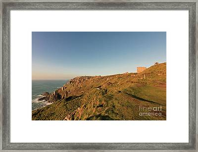 The Crowns Framed Print by Terri Waters