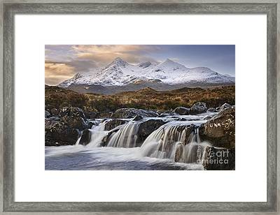 The Cuillins From Sligachan Framed Print