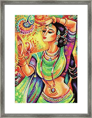 The Dance Of Tara Framed Print