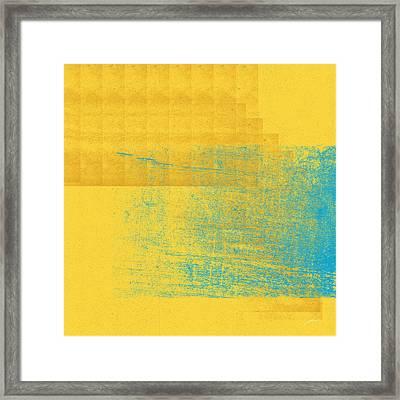 Dawn Framed Print by Diretorio do Design