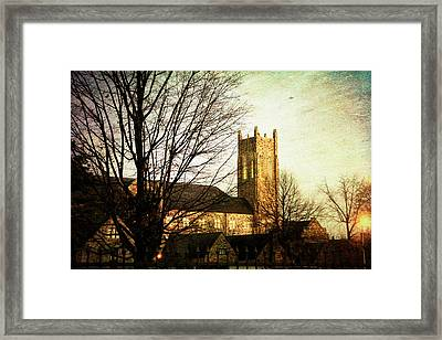The Dawning  Framed Print by Suzanne Barber