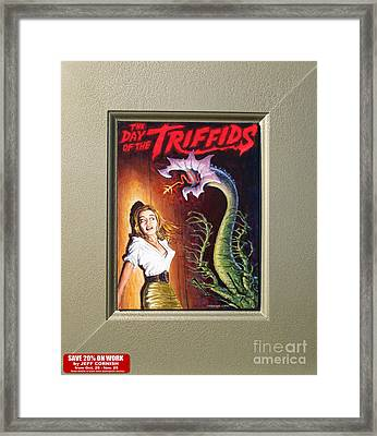 The Day Of The Triffids Framed Print
