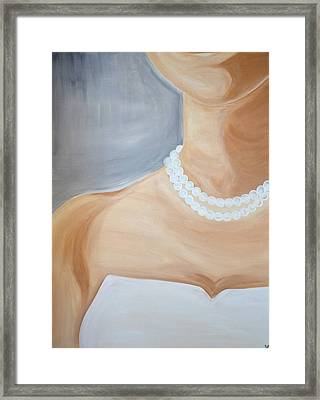 The Day Framed Print by Poonam Choudhary