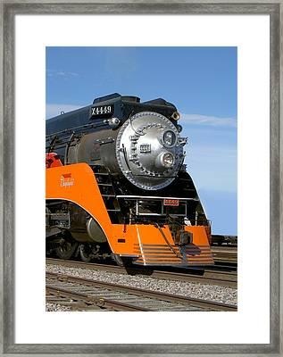 The Daylight 4449 Framed Print
