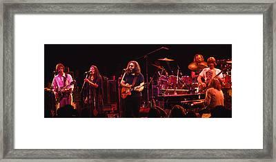 The Dead '78 Framed Print