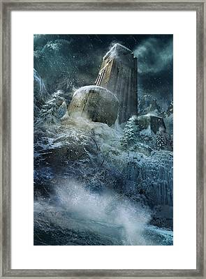 The Death Cure Framed Print by Philip Straub