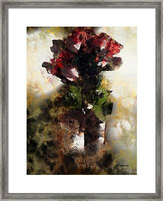 The Death Of Innocence Framed Print by RC deWinter
