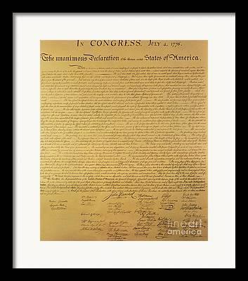 Human Rights Framed Prints
