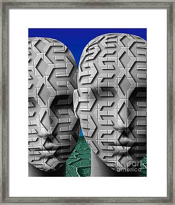 The Disappointment Framed Print