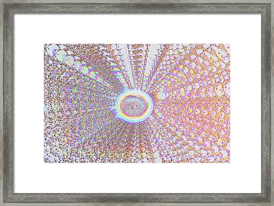 The Divine Light   Framed Print by Manjot Singh Sachdeva