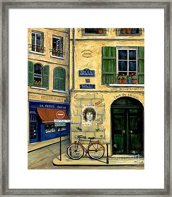 The Doors Framed Print by Marilyn Dunlap
