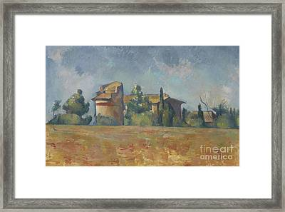The Dovecote At Bellevue Framed Print