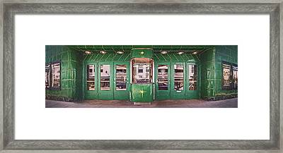 The Downer Theater 2016 Framed Print by Scott Norris