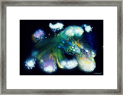The Dragon Of India Framed Print by Lee Pantas