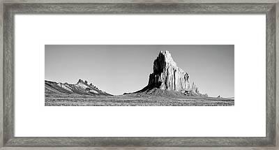 The Dragon's Spine Framed Print