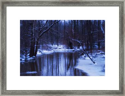 The Dream  Framed Print by Cathy  Beharriell