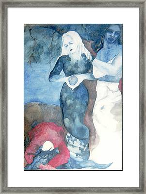 The Dream Framed Print by Erika Brown