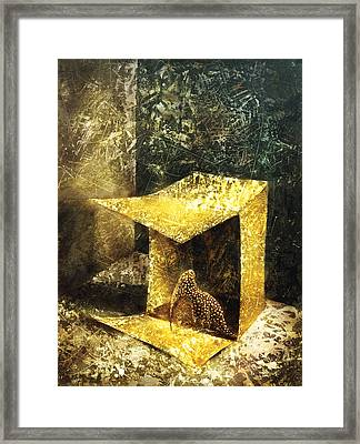 The Dream House Framed Print