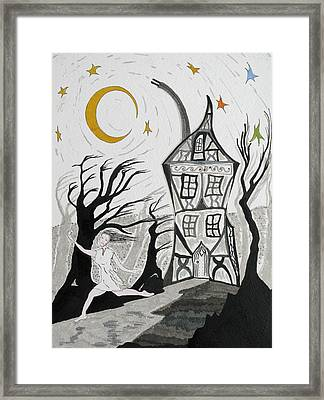 The Dream Framed Print by Mike Paget