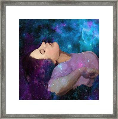 The Dreamer Framed Print