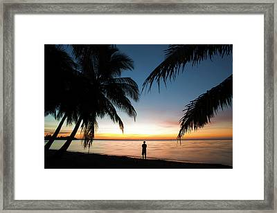 The Dreamer I Framed Print