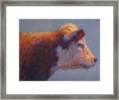 The Dreamer Framed Print by Susan Williamson