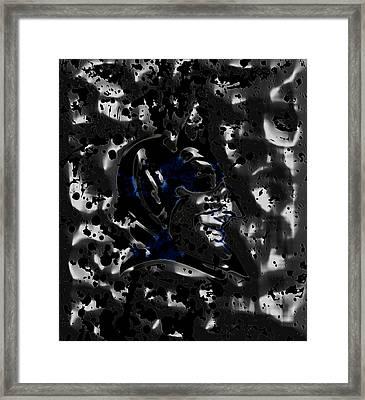 The Duke Blue Devils 1a Framed Print
