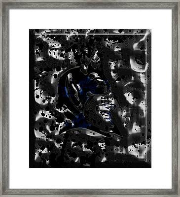 The Duke Blue Devils 1d Framed Print
