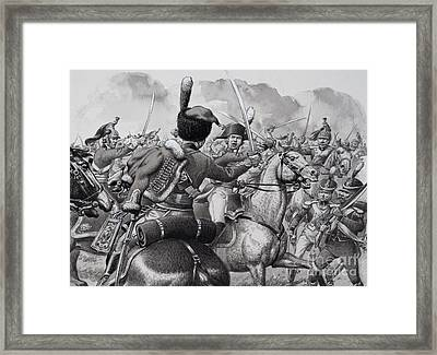 The Duke Of Cumberland Framed Print