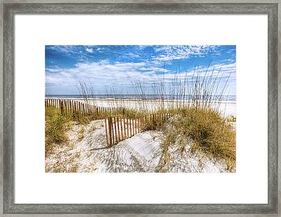 The Dunes Special Framed Print