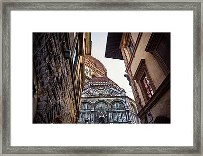 The Duomo Framed Print