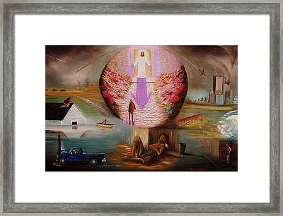 The Dwelling Place Framed Print