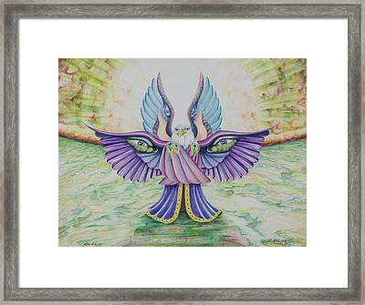 The Eagle Framed Print