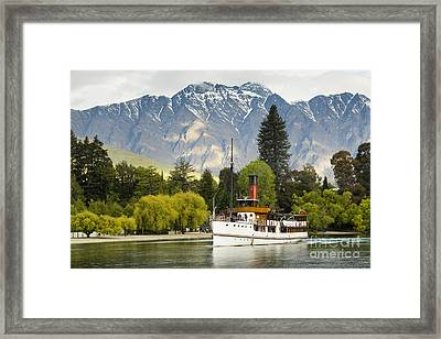 The Earnslaw Framed Print