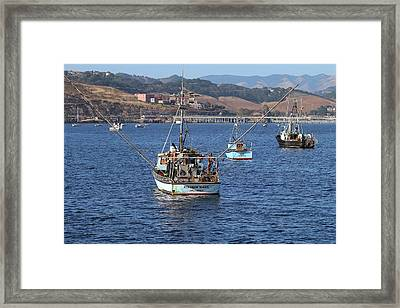 The Eleanore Marie Framed Print