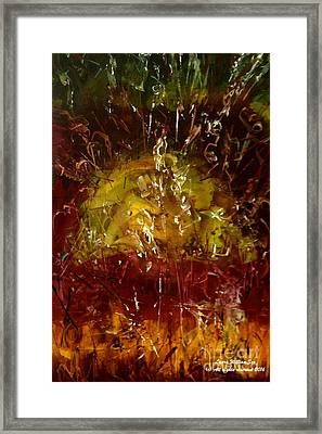 The Elements Earth #4 Framed Print