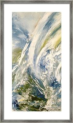 The Elements Water #1 Framed Print