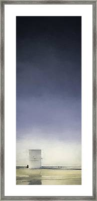 The Elevator 2 Framed Print