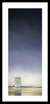 Roof Top Framed Prints